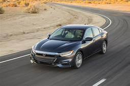 2019 Honda Insight Revealed Promises 50 MPG Or Better