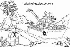 printable lego city coloring pages for clipart