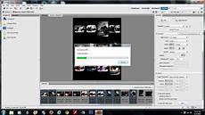 creating a contact sheet in adobe bridge as a pdf youtube