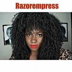 curly hair routine wash n go routine natural hair razorempress
