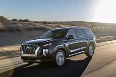 World Debut Hyundai S New 8 Seat 2020 Palisdae The