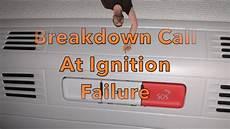 My Skoda Kodiaq Breakdown Call At Ignition Failure