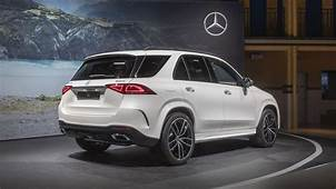 2020 Mercedes Benz GLE Packs Mild Hybrid Tech And Seating