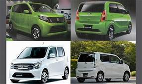 Japan Spec Maruti Suzuki WagonR & Stingray Brochure