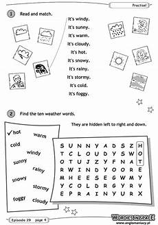 weather worksheets 2nd grade 14567 weather terms worksheet for 2nd grade lesson planet