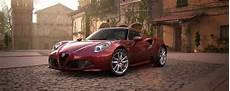 2018 alfa romeo 4c coupe info msrp features photos more