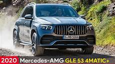 2020 mercedes gle 53 amg exhaust specifications