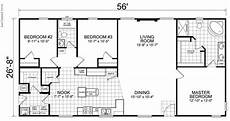 craftsman style house plan 3 beds 2 baths awesome three bedroom two bath house plans new home