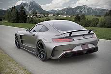Mansory S Custom Mercedes Amg Gt S Is A Matte Grey