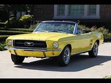 1967 ford mustang convertible classic muscle car for sale in mi vanguard motor sales youtube