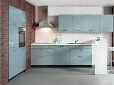 meuble cuisine bleu je fonds pour une cuisine bleue d 233 coration