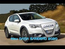 dacia sandero 2020 new dacia sandero 2020 real or