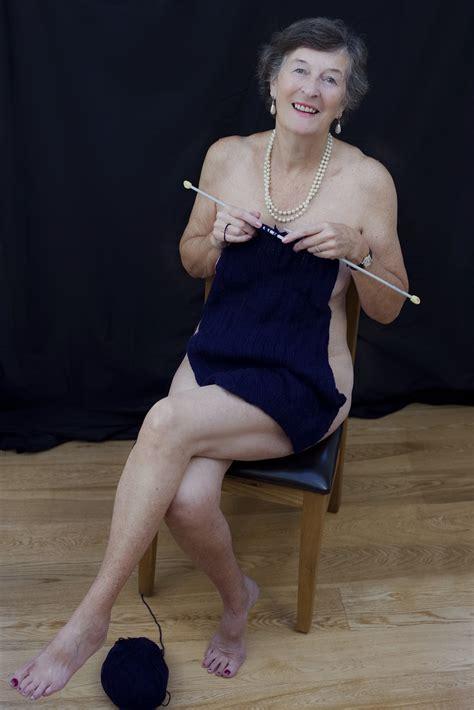 Naked Grandma