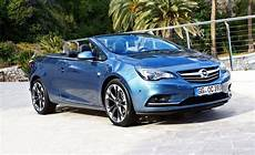 2014 Opel Cascada Cabriolet Drive Review Car And