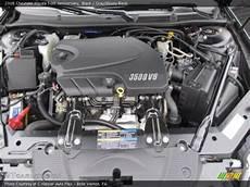 2008 Chevy Impala Engine