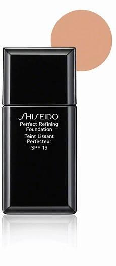 shiseido refining foundation i40 fair ivory