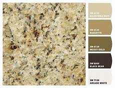 paint colors by sherwin williams granite is new venetian gold i kitchen eating area