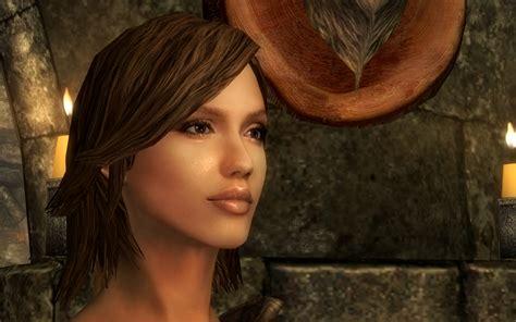 Jessica Alba Skyrim