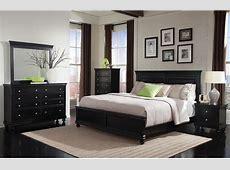 Bridgeport 5 Piece Queen Bedroom Set ? Black   The gap