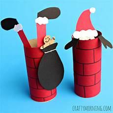 santa claus crafts