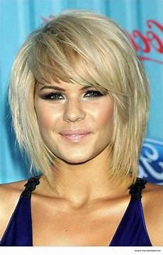 bob haircuts with bangs and layers