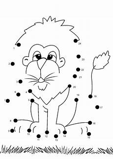 printable dot to dot worksheets for kindergarten