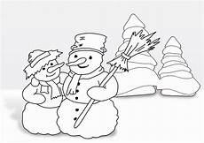 Schneemann Schmilzt Ausmalbild Weihnachten Selbst Gemalt Malvorlagen