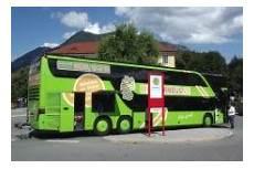 Flixbus Flensburg Berlin - flixbus