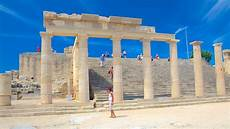 Acropolis Of Lindos In Expedia