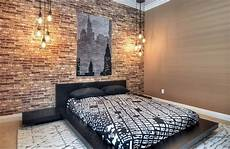 Backstein Tapete Schlafzimmer - brick and wood textured wallpaper totalwallcovering