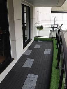 dalle pour balcon balcon comment associer et harmoniser le min 233 ral dalles