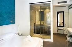 doccia in da letto le nostre camere superior hanno un design moderno e