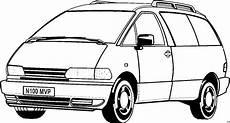 Comic Autos Malvorlagen Grosses Auto Ausmalbild Malvorlage Auto