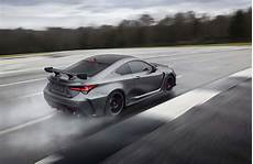 2020 lexus rc f track edition will cost nearly six figures