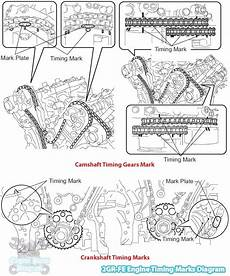 2006 toyota rav 4 engine diagram 2006 toyota timing diagram 3 5 l 2gr fe engine