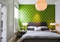 Desain Wallpaper Dinding Cantik Untuk Kamar Tidur