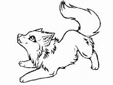 Ausmalbild Wolf Baby Wolf Coloring Pages Free On Clipartmag