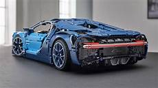 The New Lego Technic Bugatti Chiron Has 3 599 Pieces Top