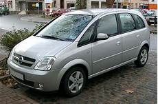 2004 opel meriva a pictures information and specs