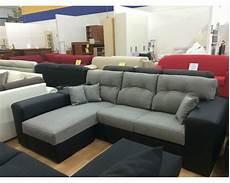 divano salotto divano angolare tessuto eco pelle bicolore 4 posti moderno