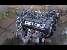 how does a cars engine work 2008 cadillac xlr v navigation system 2008 cadillac dts northstar engine and trans removal out of the top hydro locked youtube
