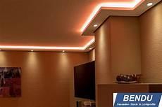 decke abhängen led bendu led stuckleisten f 252 r indirekte beleuchtung stuckprofile aus hartschaum m 246 bel wohnen