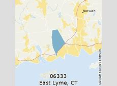 old lyme ct zip code