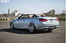 Bmw E92 M3 Convertible Gets New Wheels