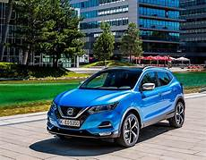 Nissan Qashqai 2017 Uk Price And Specs Confirmed For