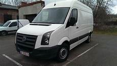 Used Volkswagen Crafter Temperature Controlled Year 2007