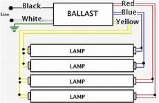fluorescent ballast wiring diagram installing proline ballast for 3 l fixture the home depot community