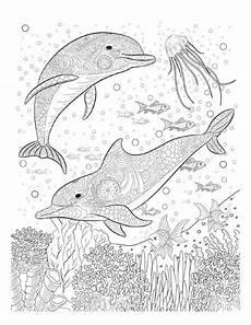 delfine ausmalbilder ausmalbilder ausmalen mandala