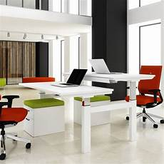 home office furniture for two unique style two sided desk offers togetherness in