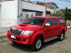 used toyota hilux 2013 hilux for sale batangas toyota